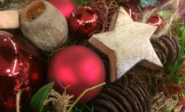 Zauberhafte Weihnachten in Saanen